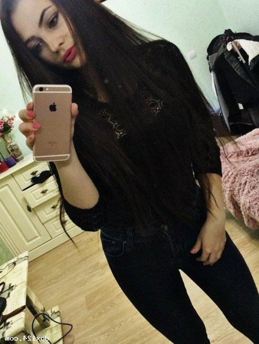 Индивидуалка ЖАННА, 27 лет, метро Электрозаводская